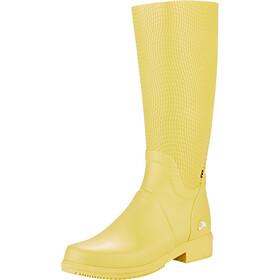 Viking Footwear Festival Gummistøvler Damer, yellow